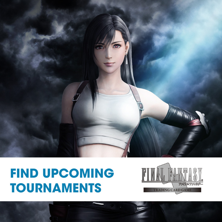 Tournament Center Upcoming Event Final Fantasy Tc