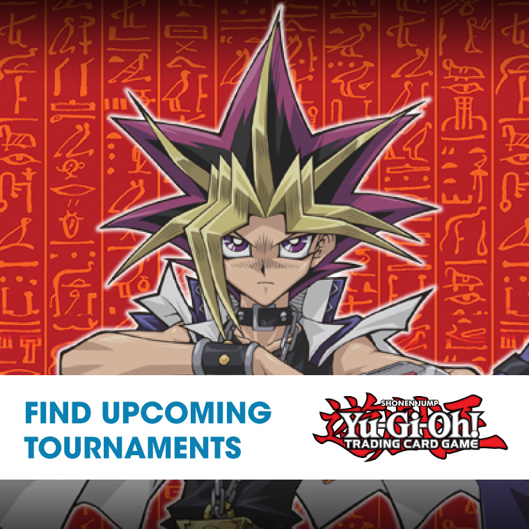 Tournament Center Upcoming Event Yu Gi Oh