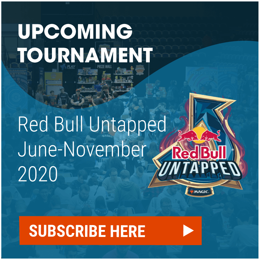 Upcoming Tournament Center Red Bull